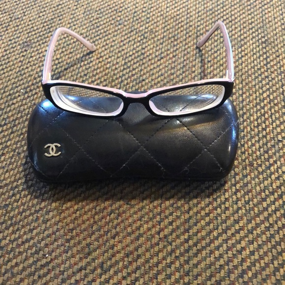 CHANEL Accessories - Chanel Brown Frame Frame with prescription lenses